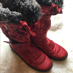Pajar red sled 2 boots 8